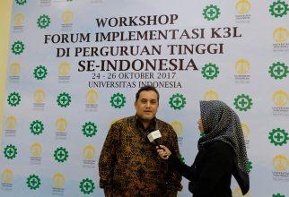 WORKSHOP K3L DI PERGURUAN TINGGI SE INDONESIA