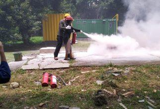 Open Class Penanggulangan Kebakaran