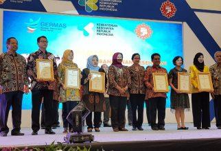 Juara 3 Kantin Sehat Perguruan Tinggi Se-Indonesia