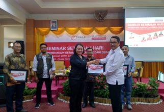 "MEMBANGUN KETAHANAN LOMBOK DARI DESA ""Sharing Pengalaman Penanganan Gempa Lombok"""