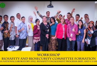 Biosafety Committee Formation (UI, SNL, BEP and U.S. Embassy)