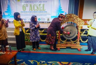 6 th ACSEL (Asian Conference on Safety and Education in Laboratory), Bali, Indonesia.