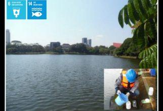 Konservasi Perairan dan Lingkungan: Pemantauan dan Evaluasi Kualitas Lingkungan Kawasan Kampus UI Berkaitan dengan SDGs No. 6 & 14