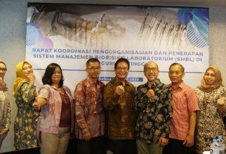 Penerapan Sistem Manajemen Biorisiko Laboratorium (SMBL) di Universitas Indonesia
